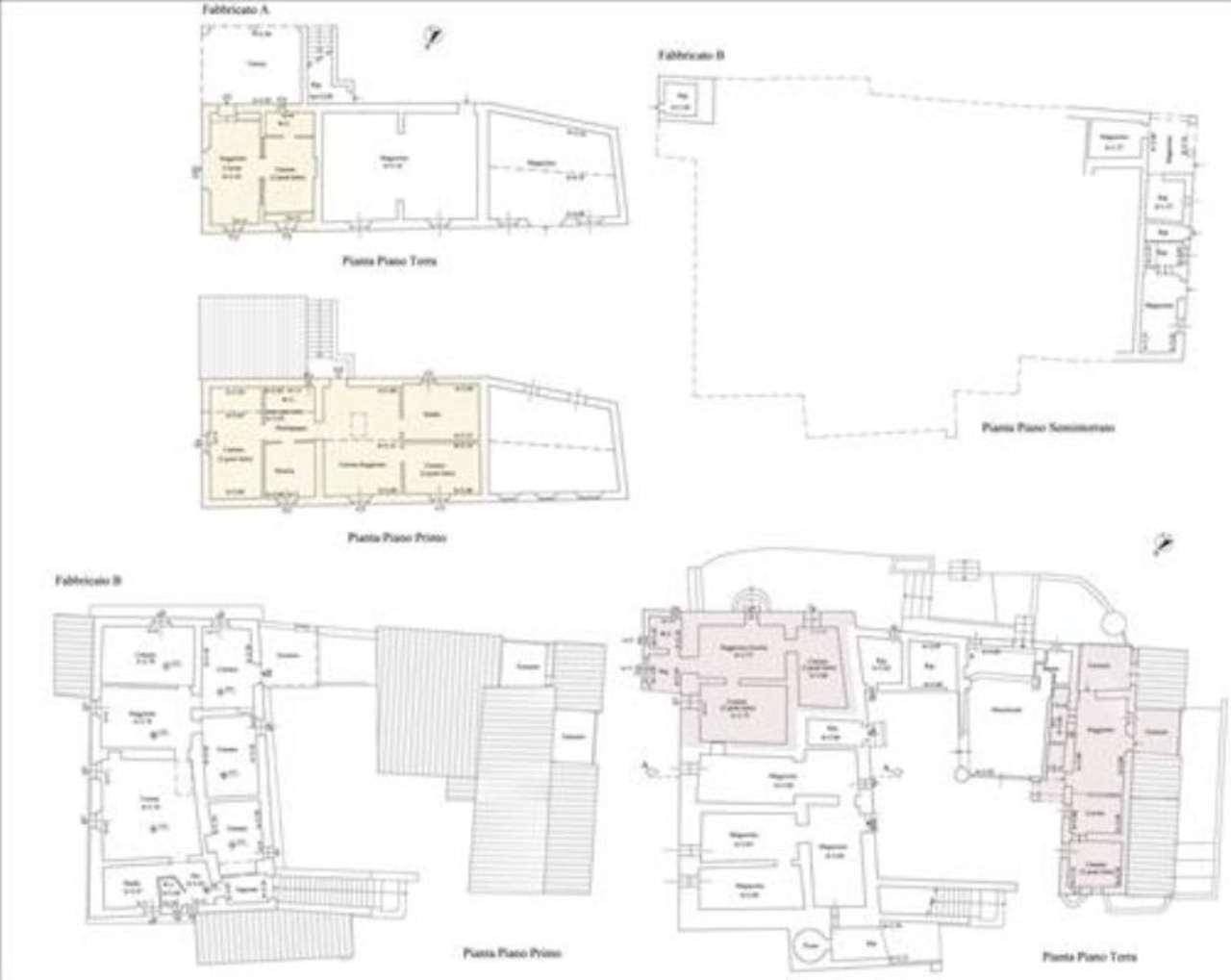 Villa in buone condizioni in vendita Rif. 7438776
