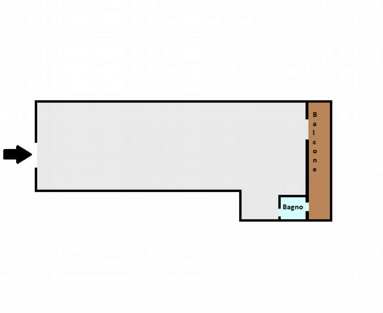Progetto Appartamento 50 Mq progetto casa a san giorgio a cremano - agenzia immobiliare