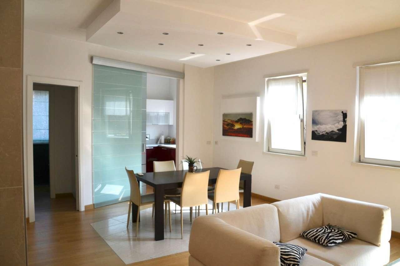 Crevalcore: appartamento su 2 livelli con ingresso indipendente