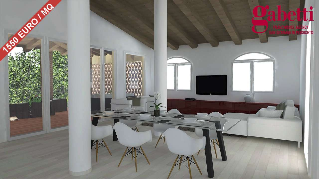 Attico / Mansarda in vendita a San Giovanni in Persiceto, 10 locali, prezzo € 360.000 | PortaleAgenzieImmobiliari.it