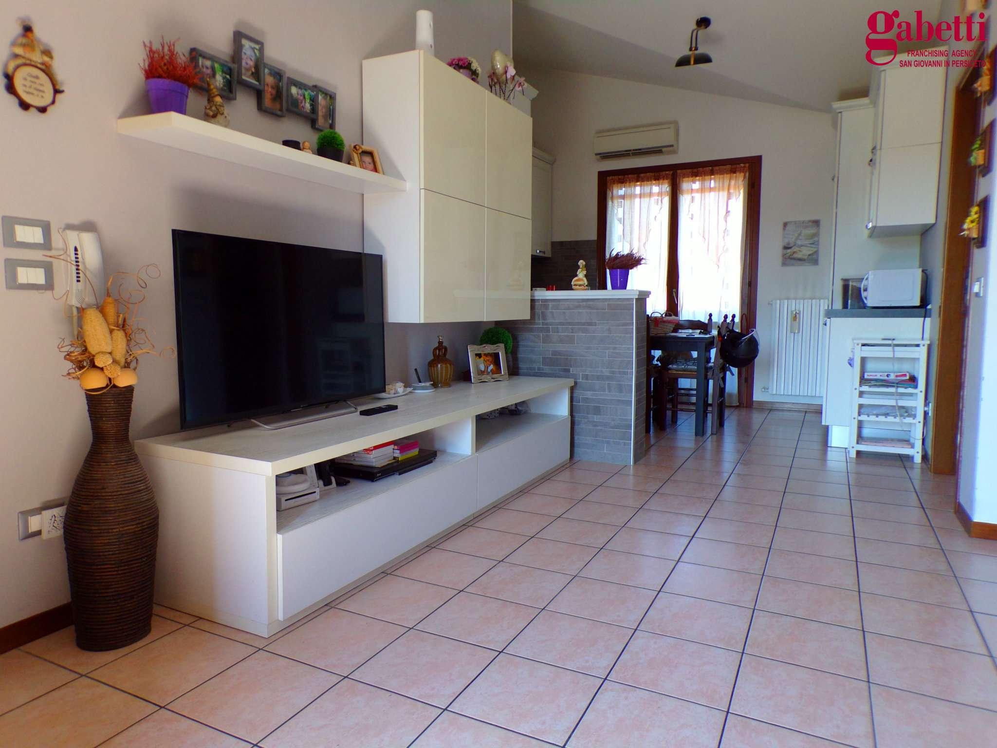 Appartamento in vendita a Sant'Agata Bolognese, 2 locali, prezzo € 142.000   PortaleAgenzieImmobiliari.it