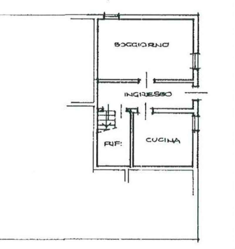 Appartamento in vendita a Crevalcore, 5 locali, prezzo € 13.500 | PortaleAgenzieImmobiliari.it