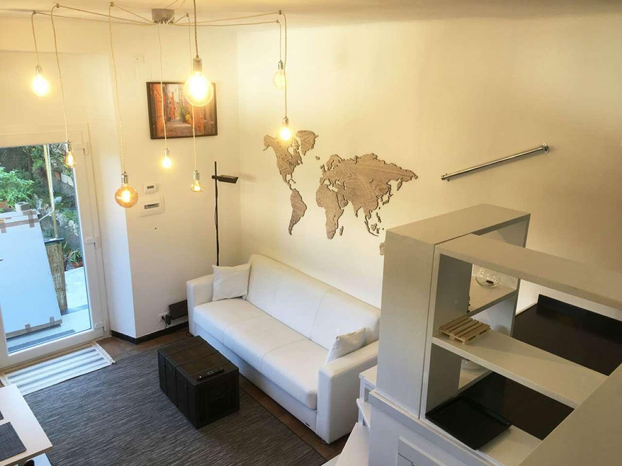Appartamento in vendita a Bogliasco, 1 locali, prezzo € 139.000 | CambioCasa.it