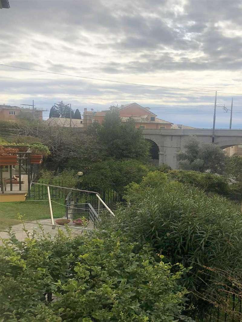 Bogliasco Via G. Mazzini mq 50 balconi, centralissimo Callegari 010.3471027