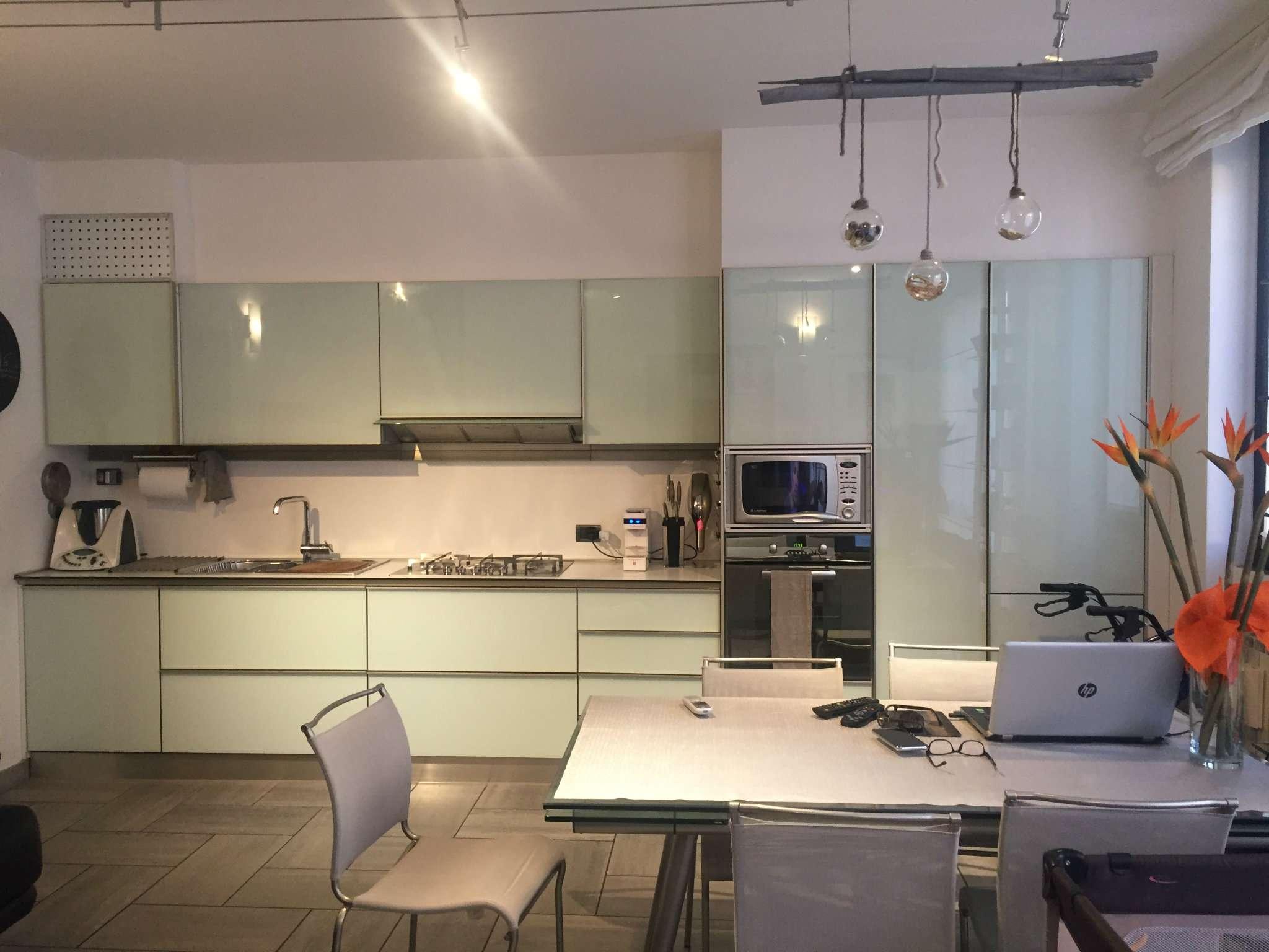 ampio appartamento con doppio box