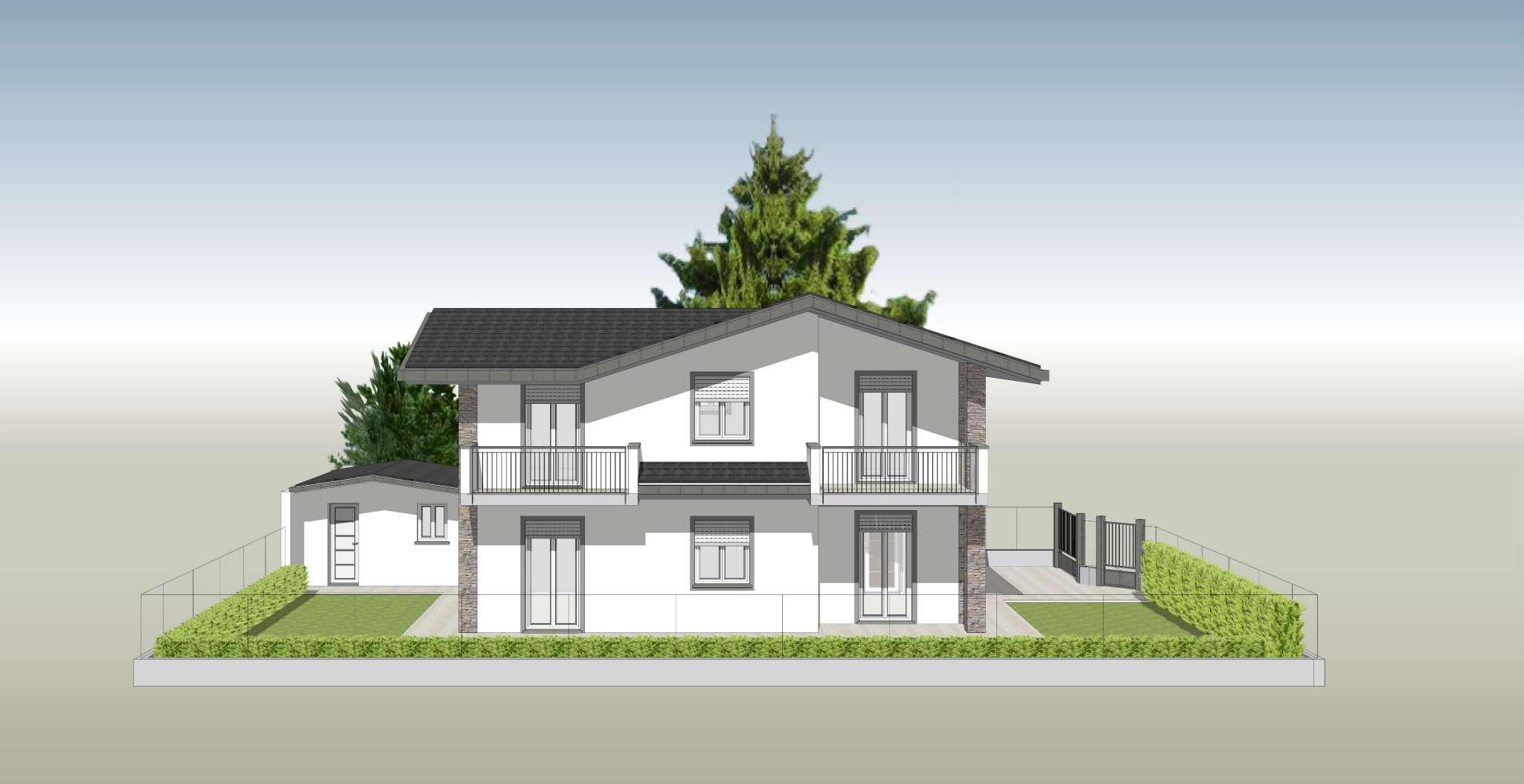 Appartamento in vendita a Vedano Olona, 3 locali, prezzo € 245.000 | CambioCasa.it