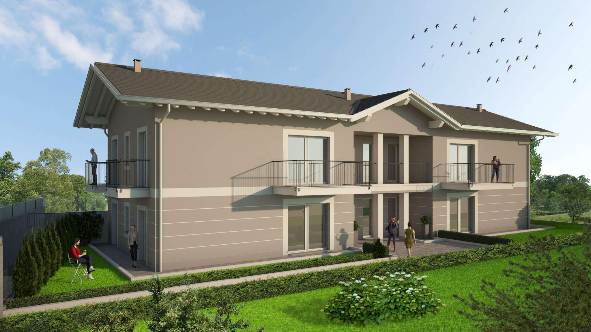 Appartamento in vendita a Vedano Olona, 3 locali, prezzo € 195.000 | CambioCasa.it