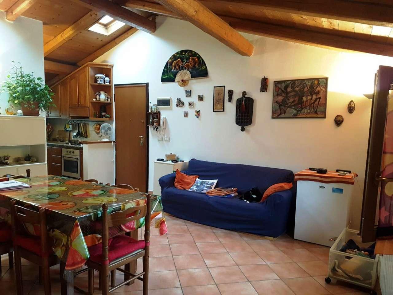 appartamento come nuovo due camere tetto in legno