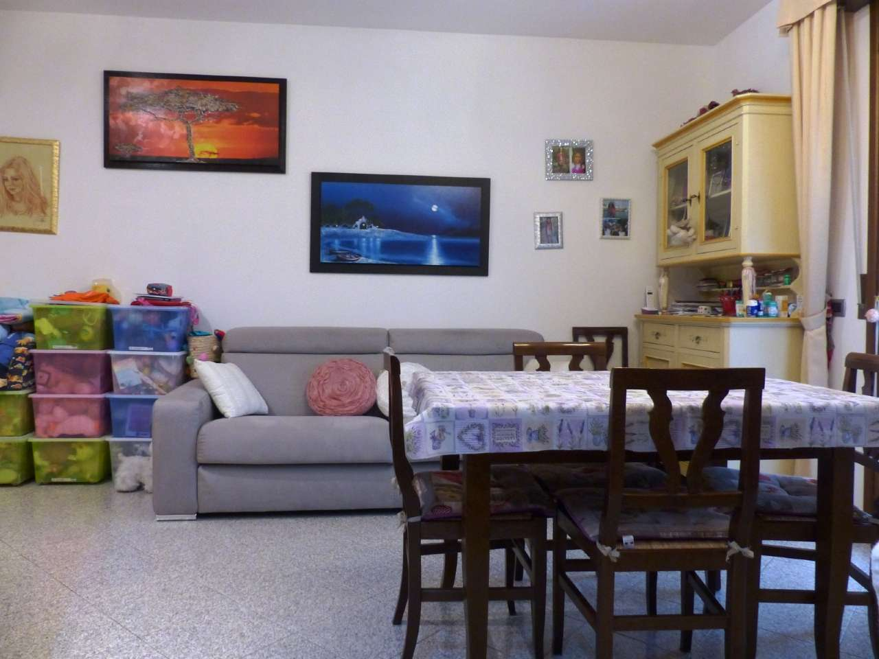 Appartamento in buone condizioni parzialmente arredato in vendita Rif. 8746559
