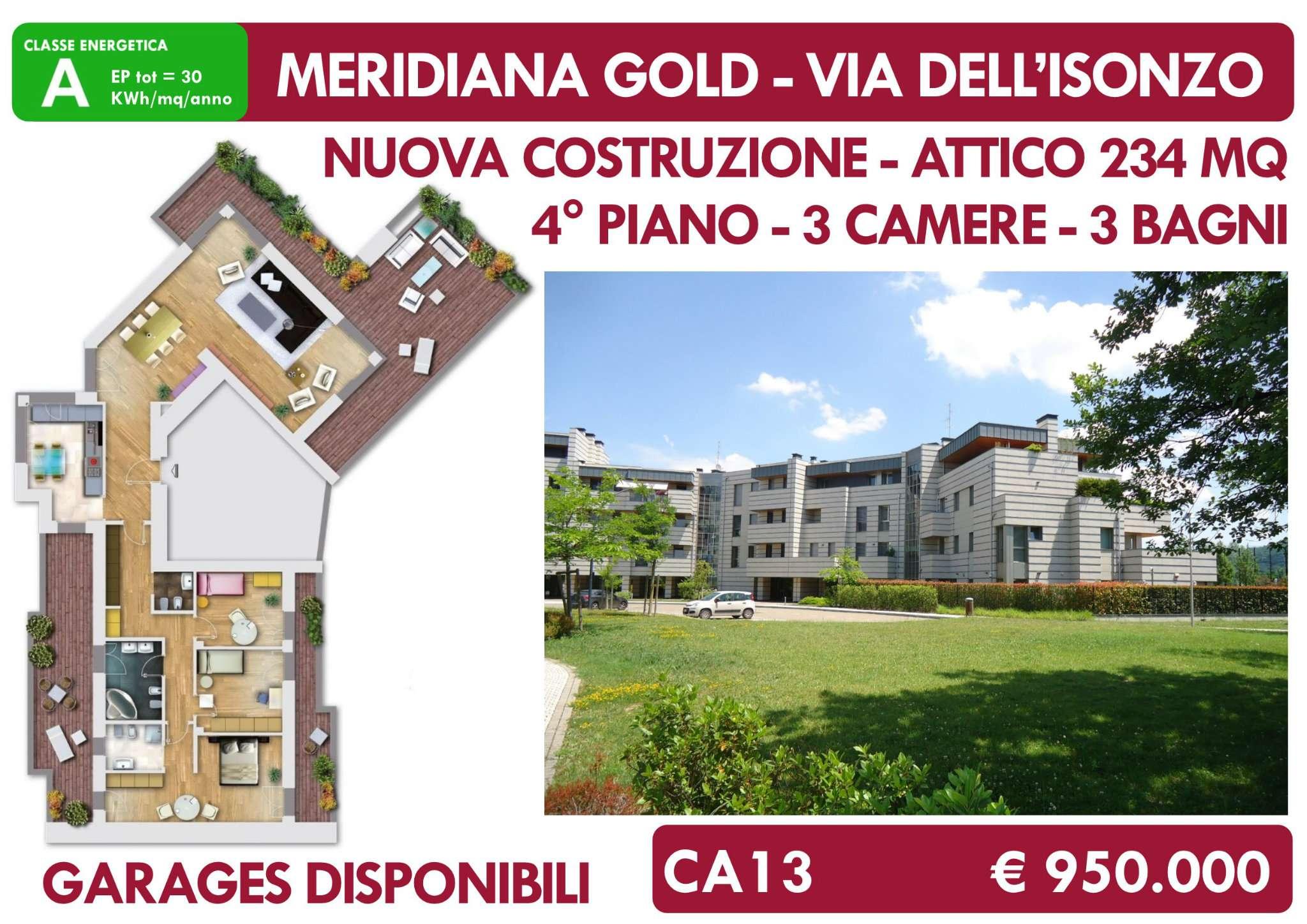Casalecchio di Reno - Meridiana Gold - Via Isonzo