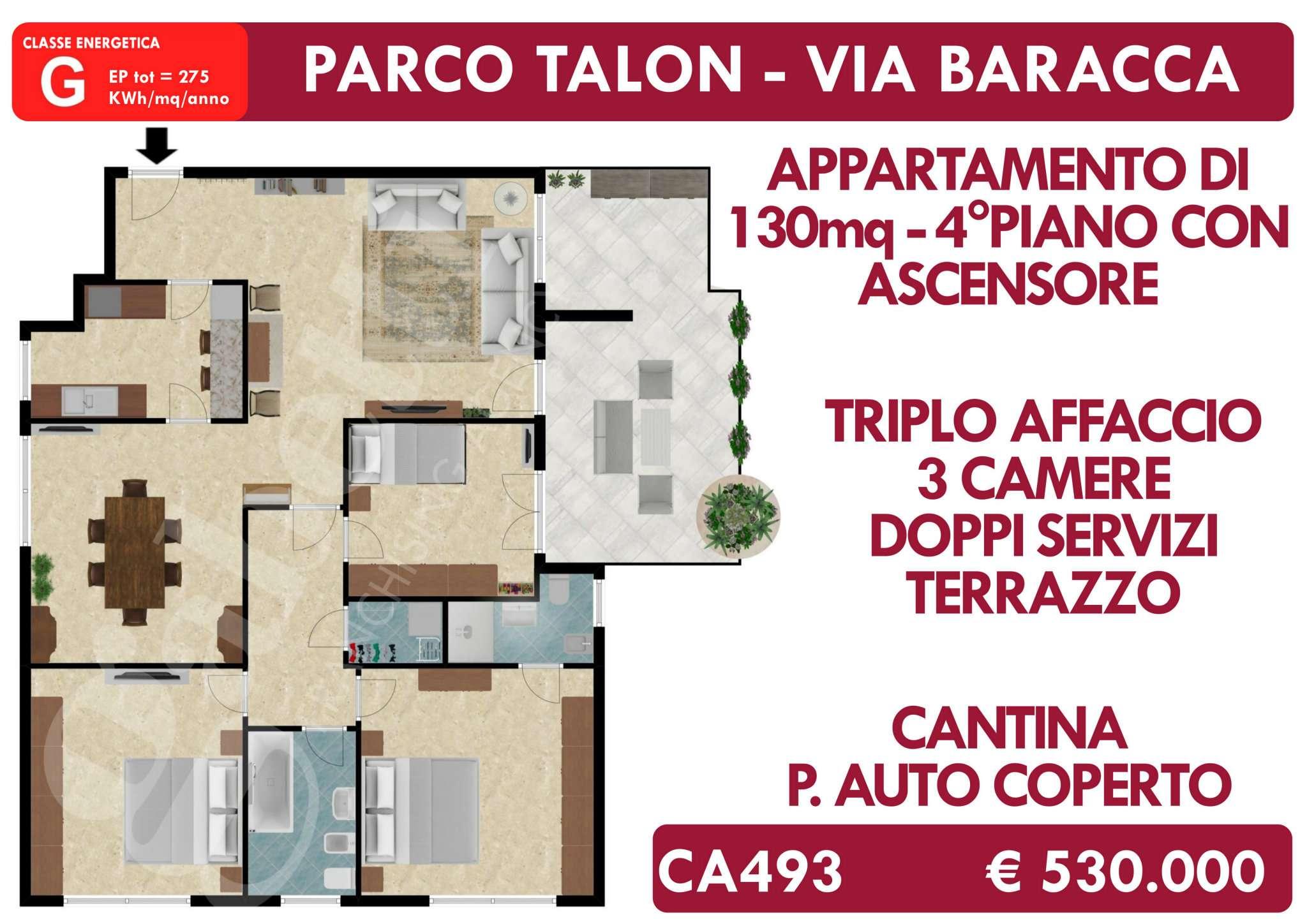 Appartamento in vendita a Casalecchio di Reno, 6 locali, prezzo € 530.000 | PortaleAgenzieImmobiliari.it