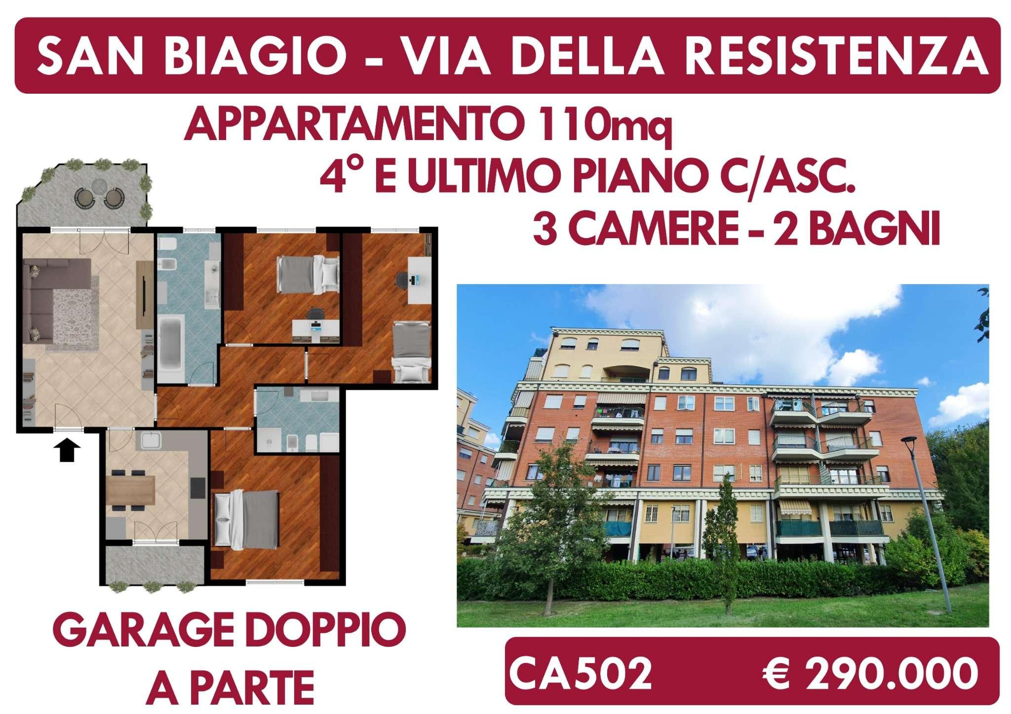 Appartamento in vendita a Casalecchio di Reno, 5 locali, prezzo € 290.000 | PortaleAgenzieImmobiliari.it