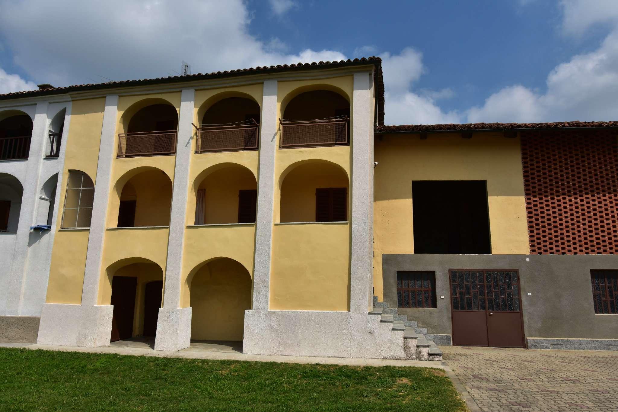 Soluzione Semindipendente in affitto a Cerreto d'Asti, 4 locali, prezzo € 400   CambioCasa.it