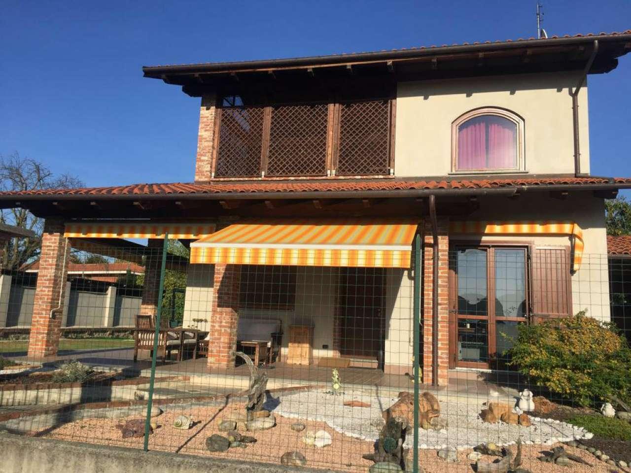 Villa in vendita a San Giorgio Canavese, 6 locali, prezzo € 269.000 | CambioCasa.it