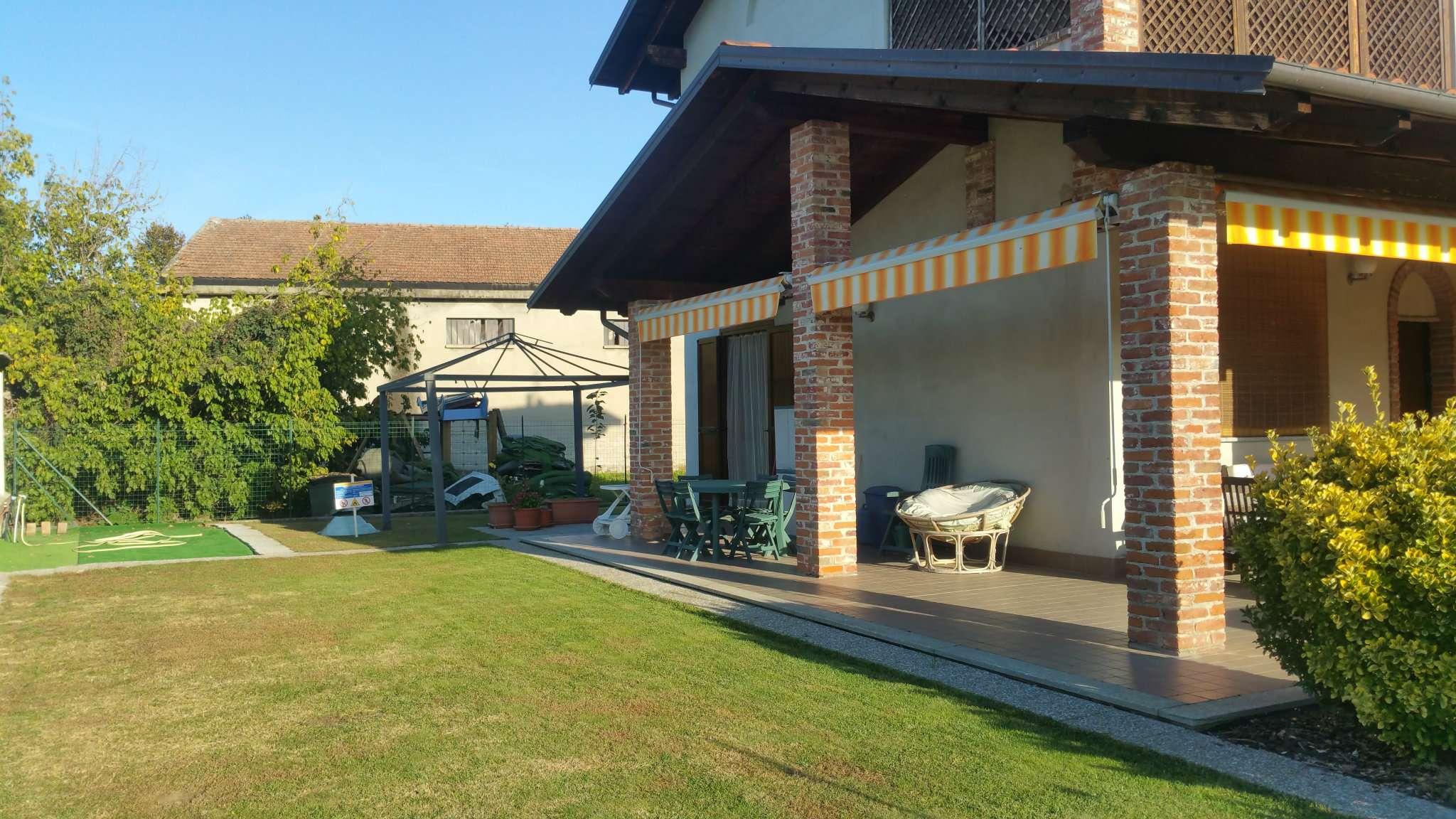 Villa in vendita a San Giorgio Canavese, 6 locali, prezzo € 259.000 | CambioCasa.it