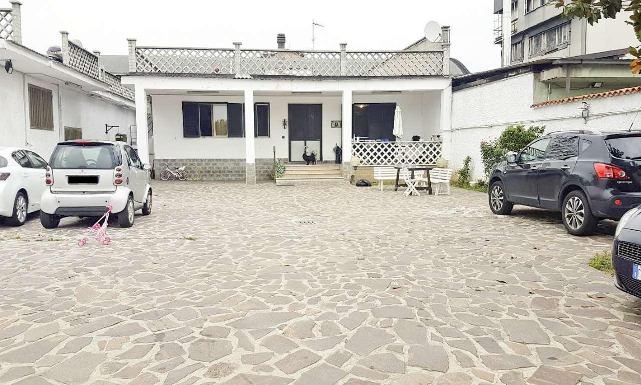 Soluzione Indipendente in vendita a Cinisello Balsamo, 4 locali, prezzo € 600.000 | CambioCasa.it