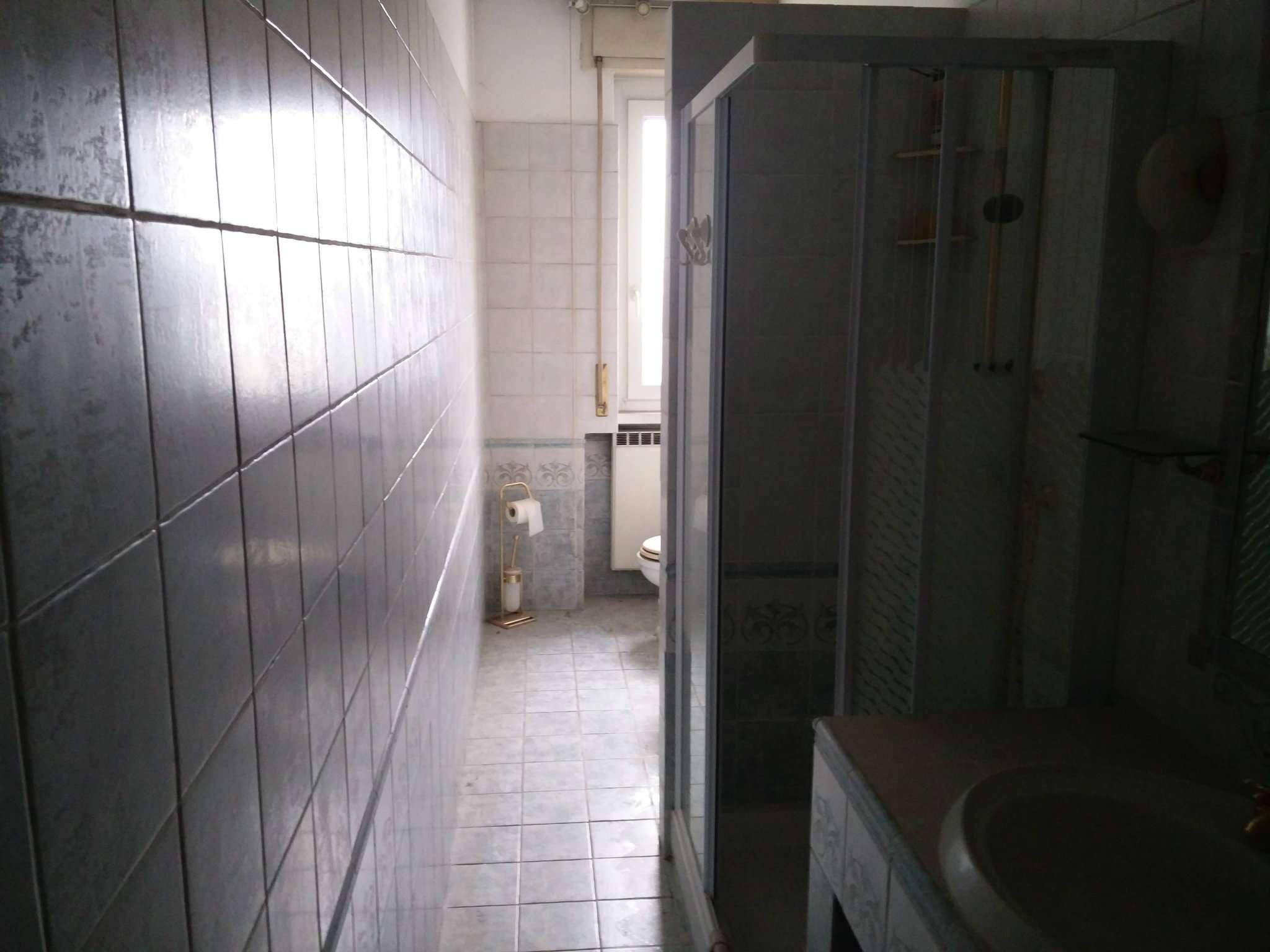 Appartamento in discrete condizioni arredato in affitto Rif. 8111173