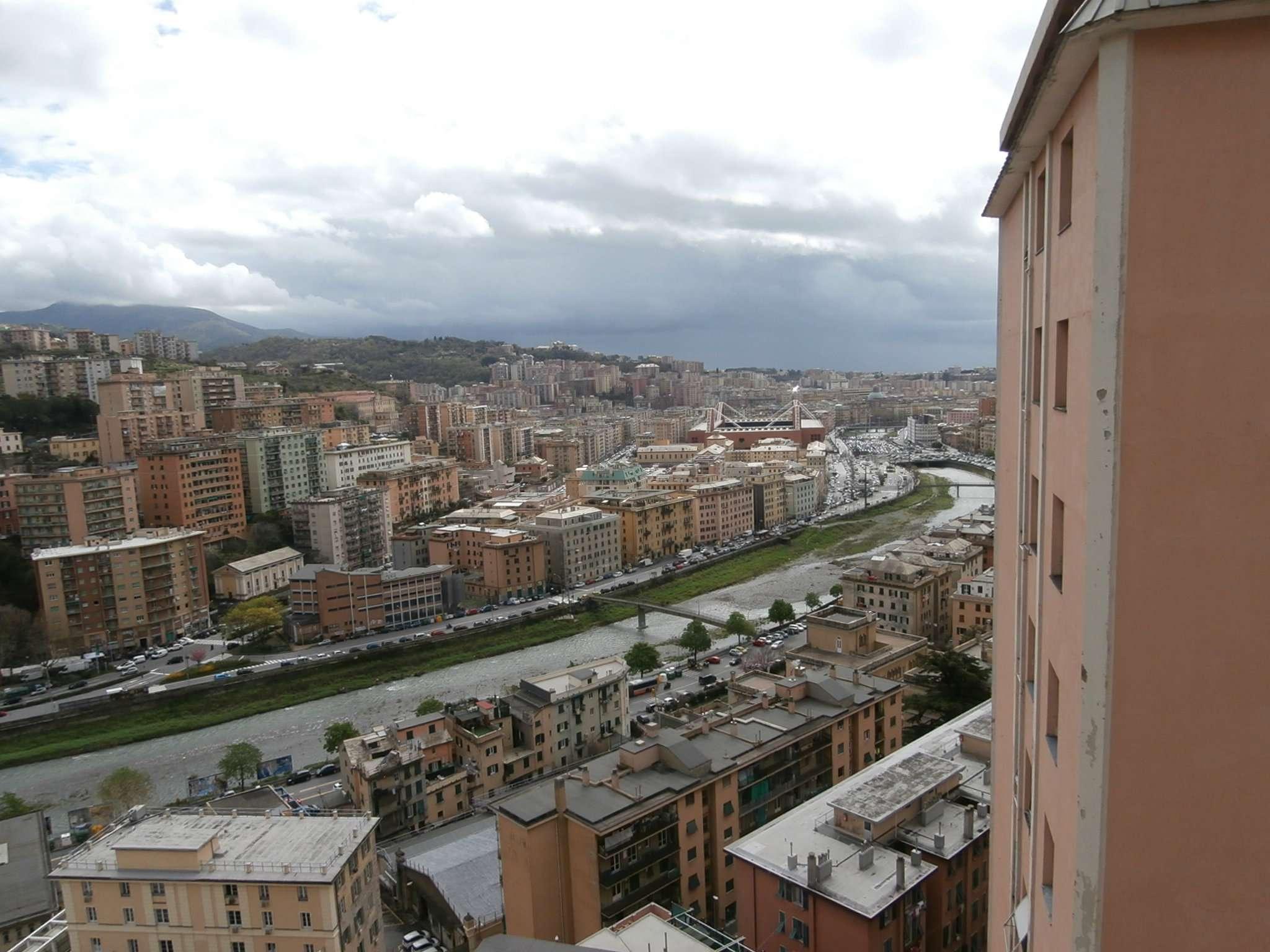 Attico Mansarda In Vendita A Genova Zona 5 Marassi Staglieno