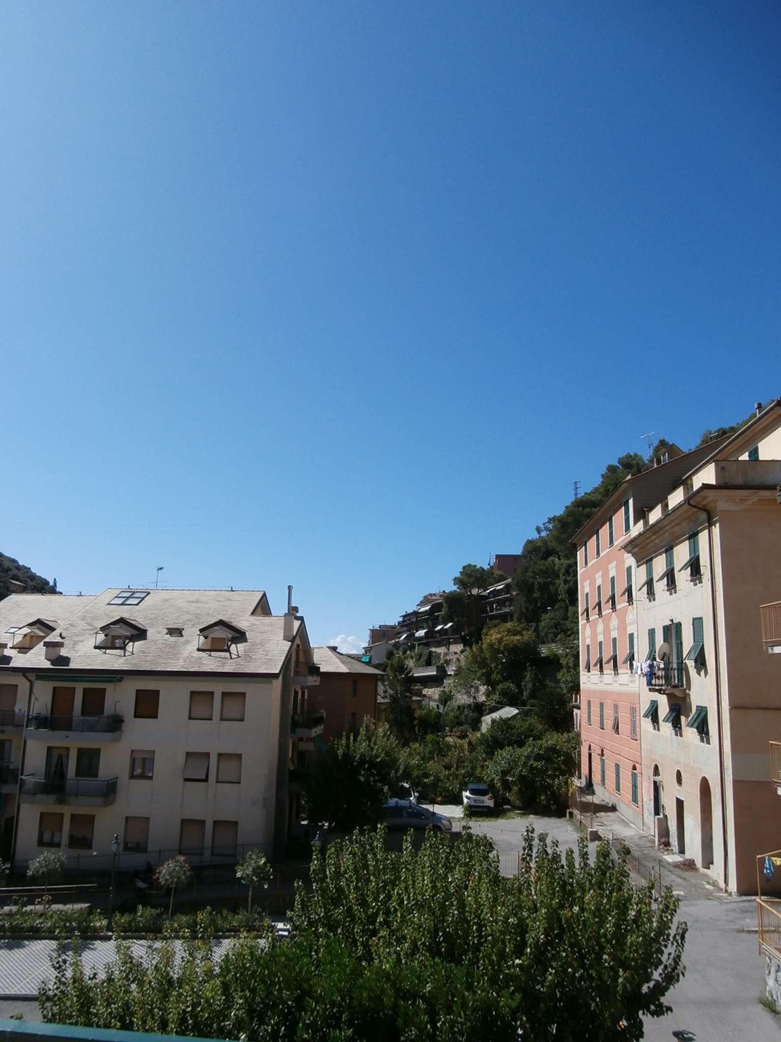 Appartamento in affitto a Sori, 6 locali, prezzo € 550   CambioCasa.it