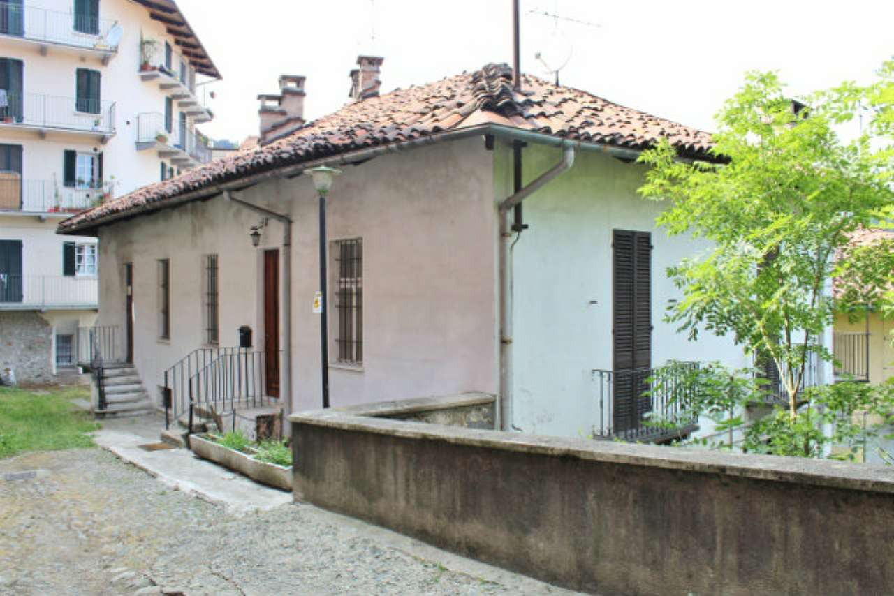 Palazzina Indipendente centro storico Biella