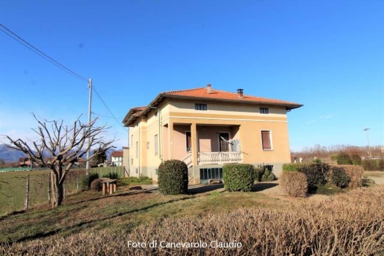 Soluzione Indipendente in vendita a Sandigliano, 4 locali, prezzo € 120.000   CambioCasa.it