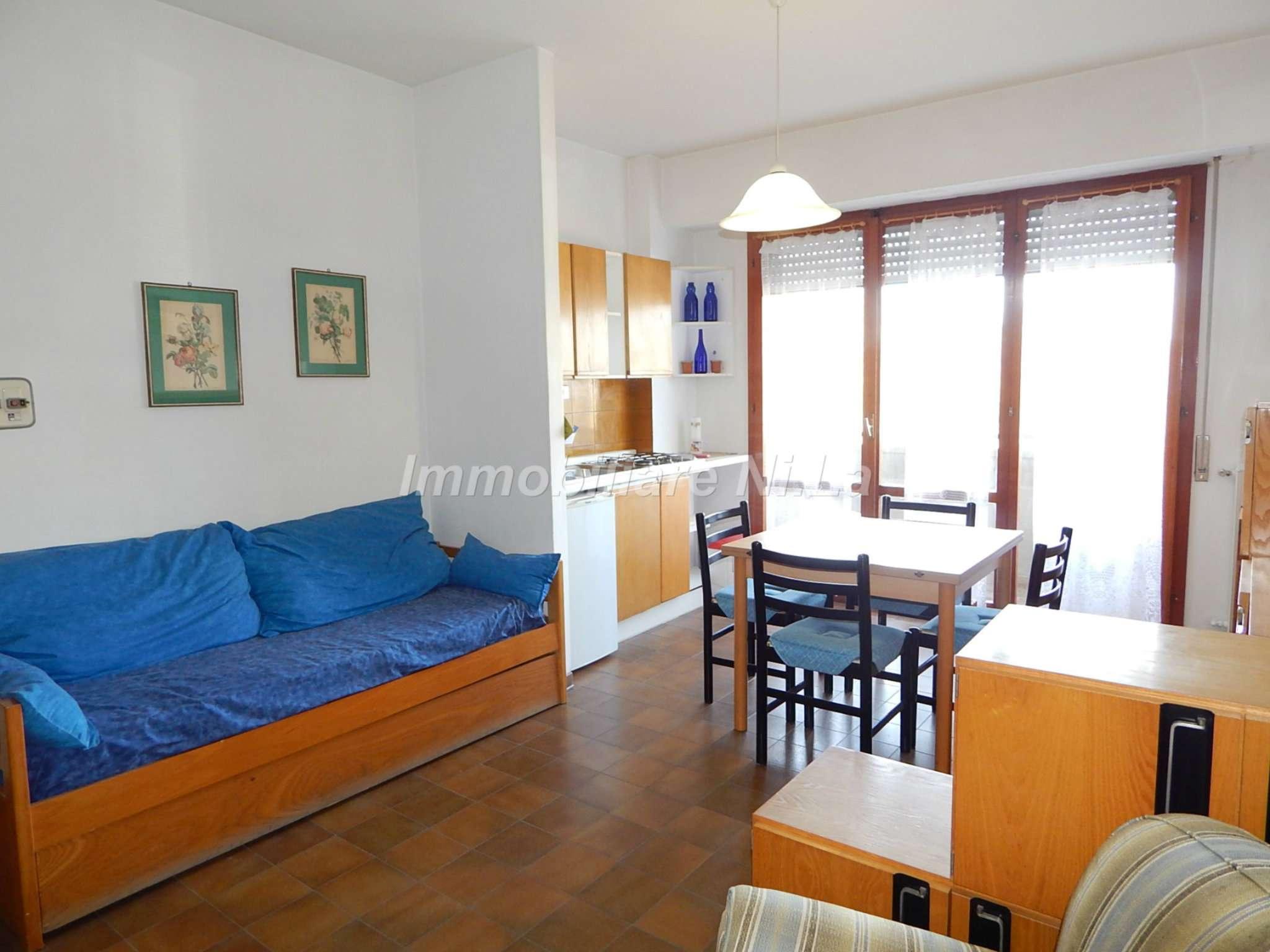 Appartamento in buone condizioni arredato in affitto Rif. 7931271