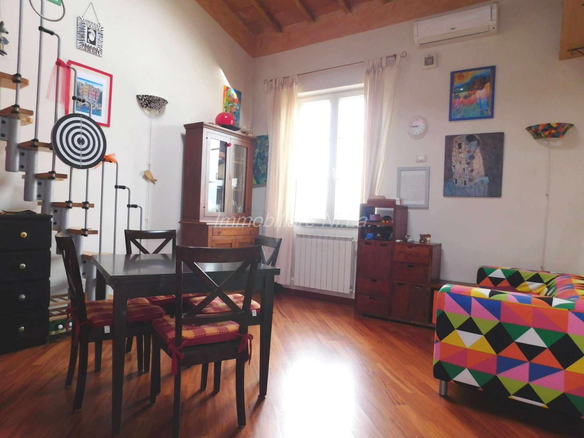 Appartamento in ottime condizioni parzialmente arredato in vendita Rif. 8480622