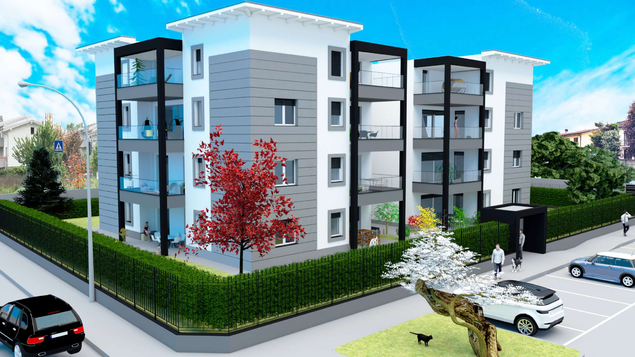 Appartamento in vendita a Muggiò, 4 locali, prezzo € 280.000 | PortaleAgenzieImmobiliari.it