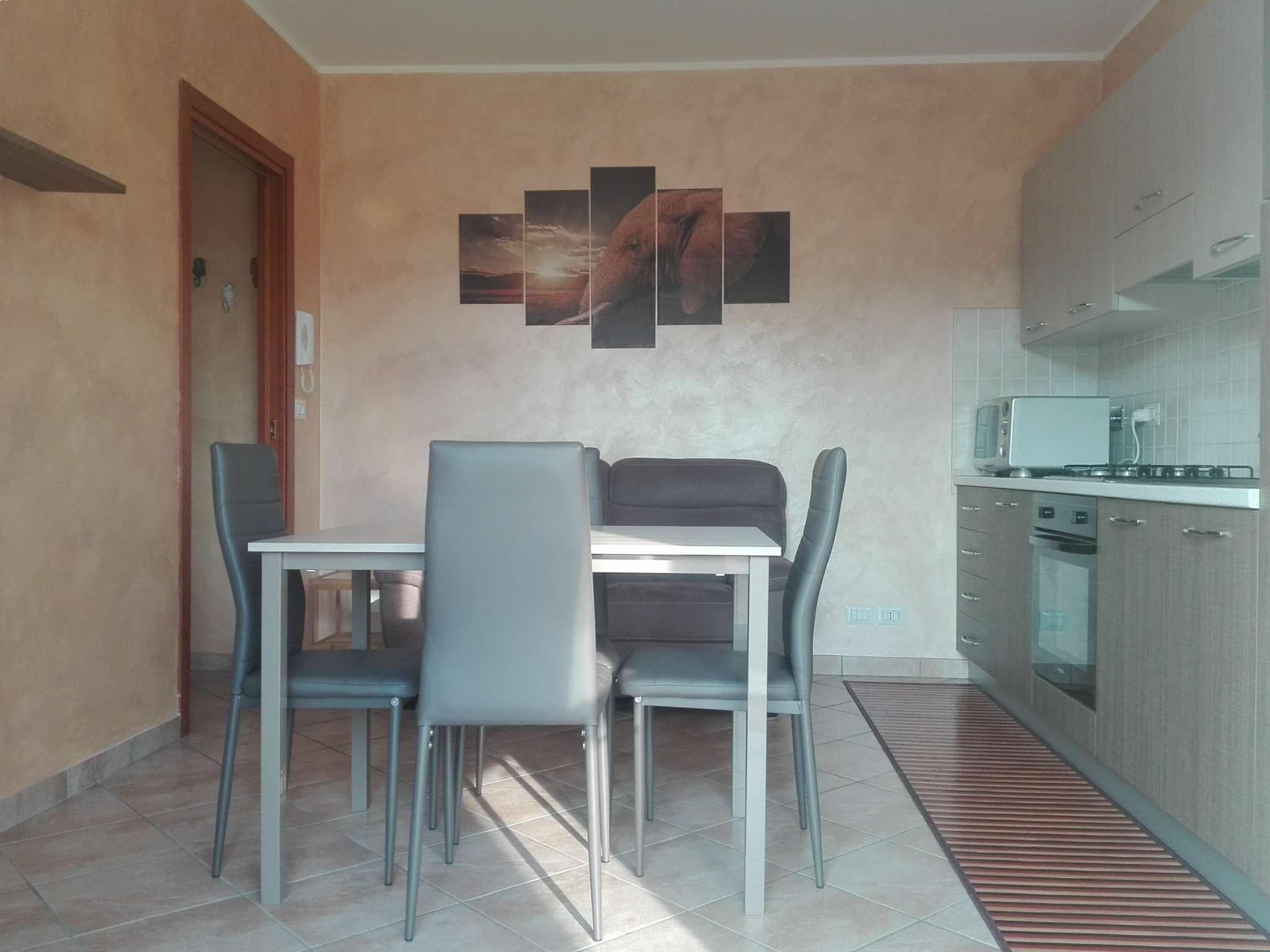 Appartamento in ottime condizioni arredato in affitto Rif. 8924508