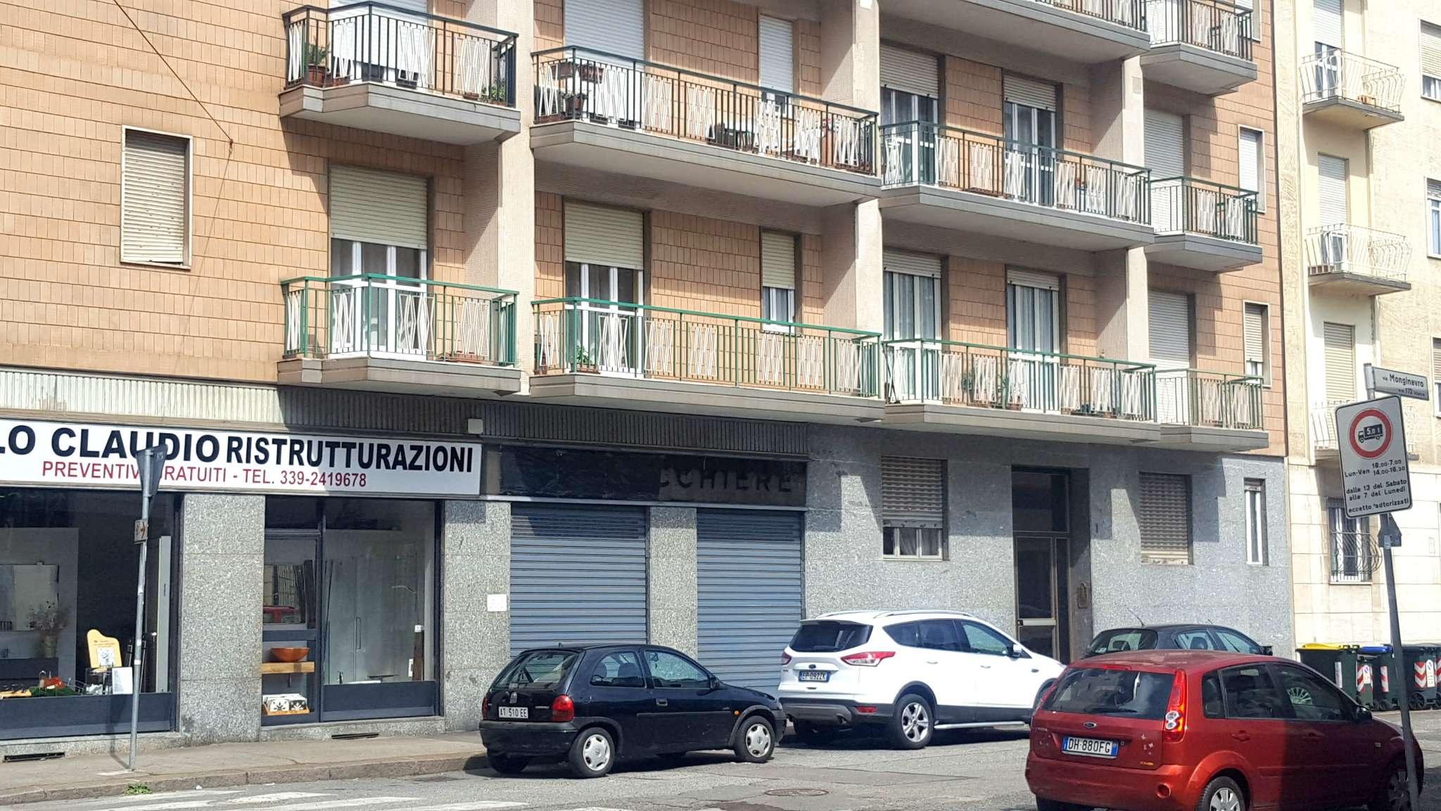 Negozio in affitto Zona Parella, Pozzo Strada - via Monginevro 174 Torino