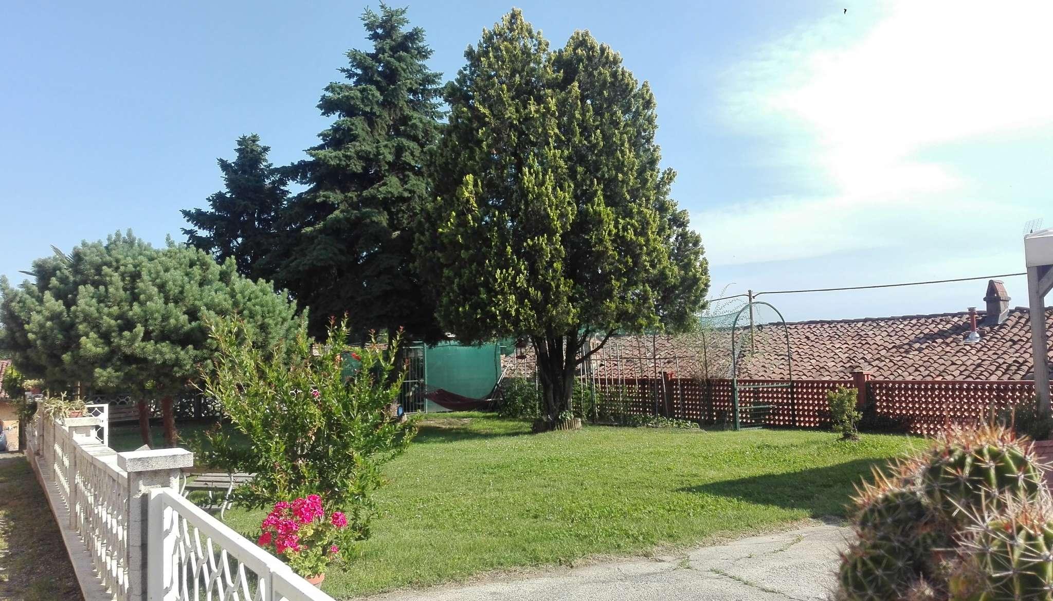 Villetta a Schiera in vendita via Roma Montaldo Torinese