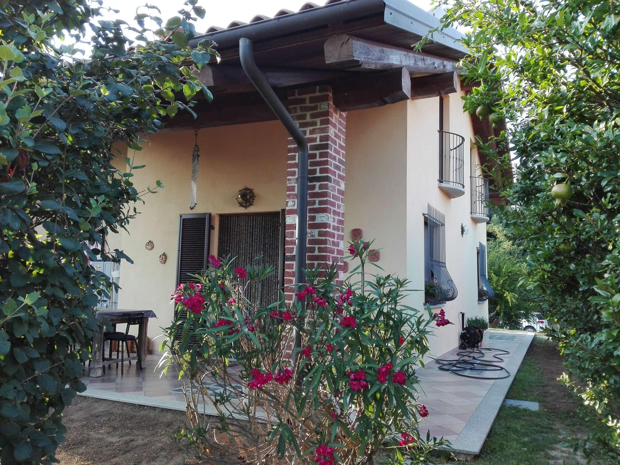 Soluzione Indipendente in vendita a Berzano di San Pietro, 5 locali, prezzo € 219.000 | PortaleAgenzieImmobiliari.it