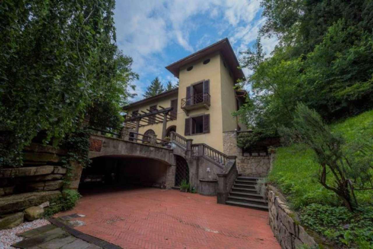 Villa in vendita a Bergamo, 8 locali, prezzo € 1.600.000 | PortaleAgenzieImmobiliari.it