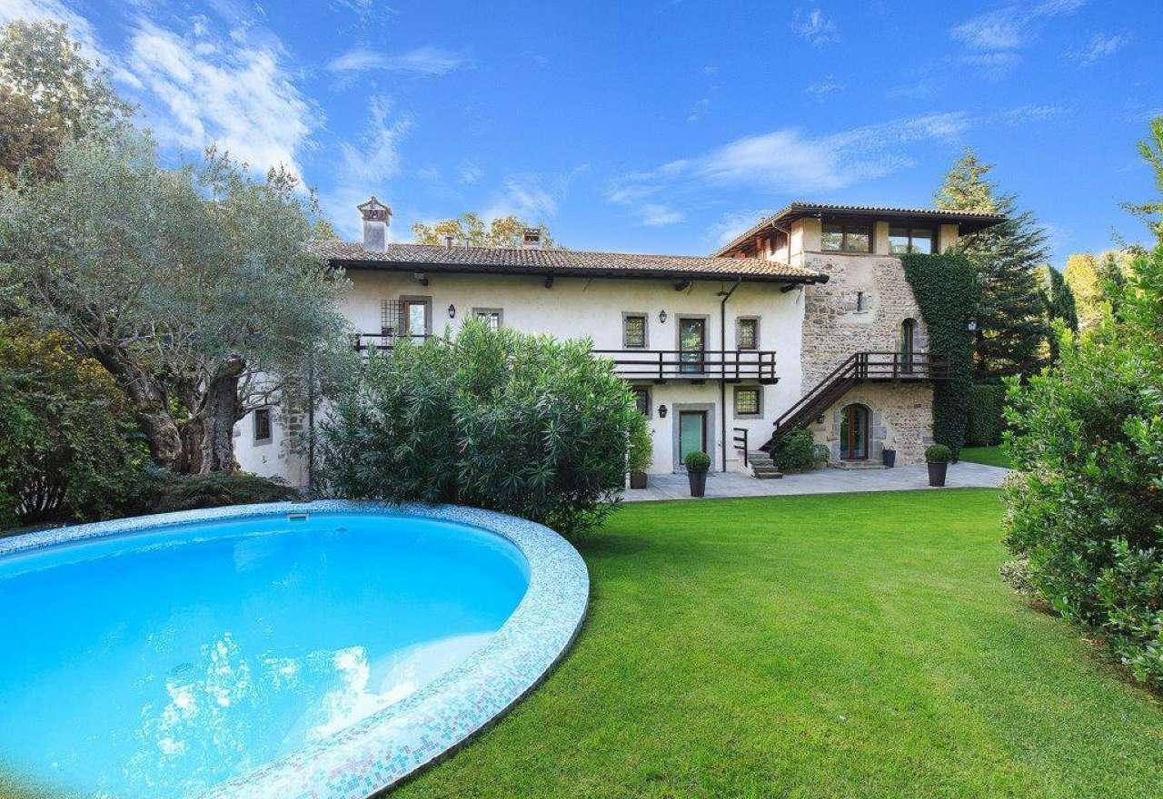 Villa brembate di sopra vendita 400 mq - Piscina di brembate sopra ...