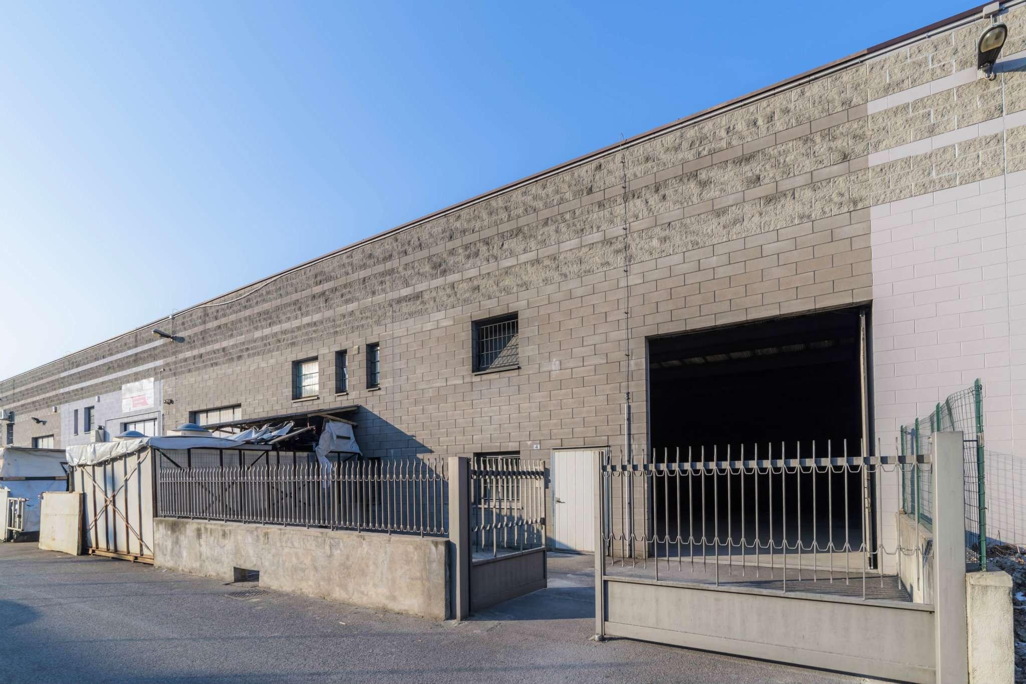 Capannone in affitto a Mozzo, 1 locali, prezzo € 1.000 | CambioCasa.it