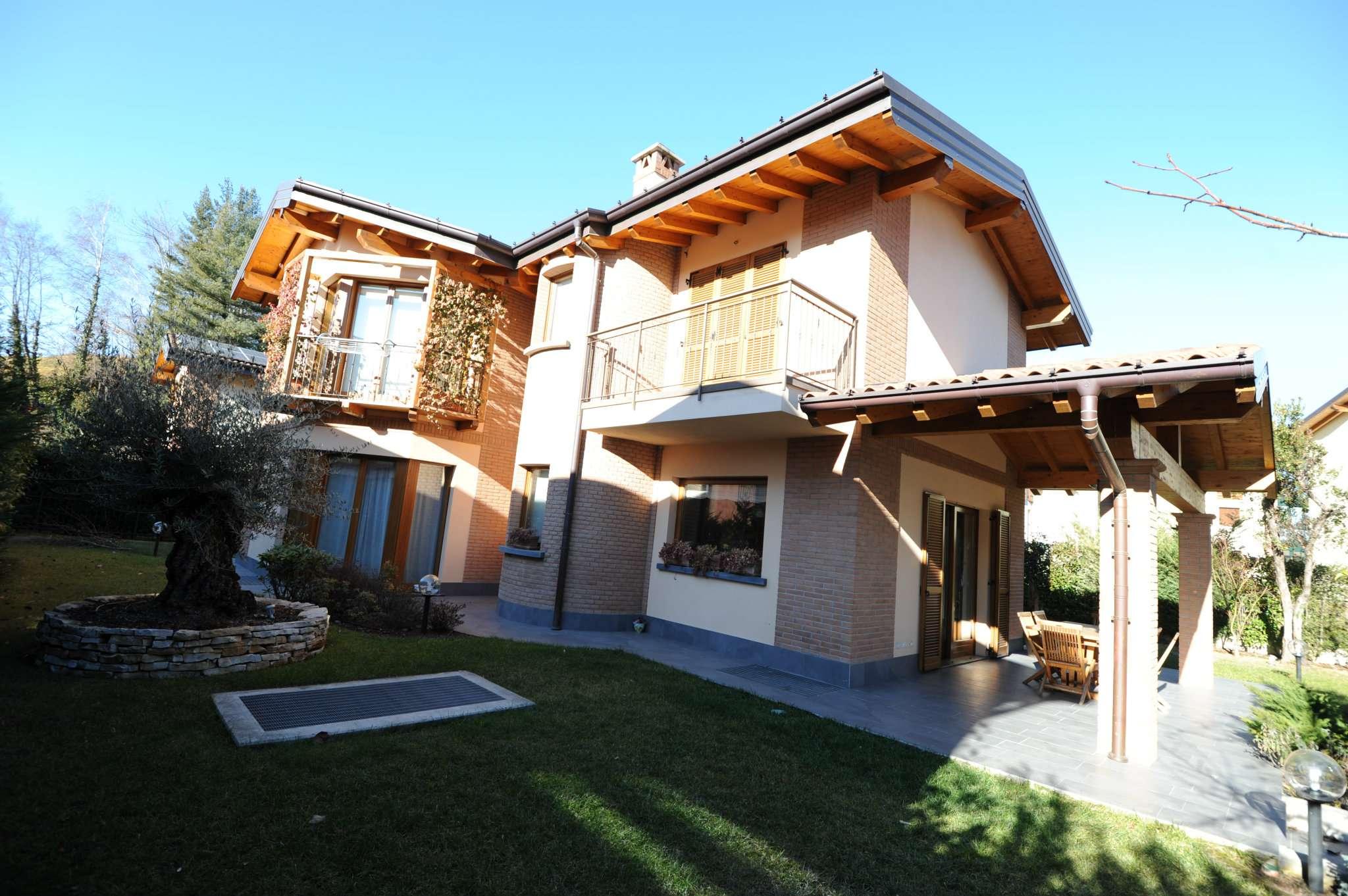 Villa in vendita a Sorisole, 5 locali, prezzo € 690.000   CambioCasa.it