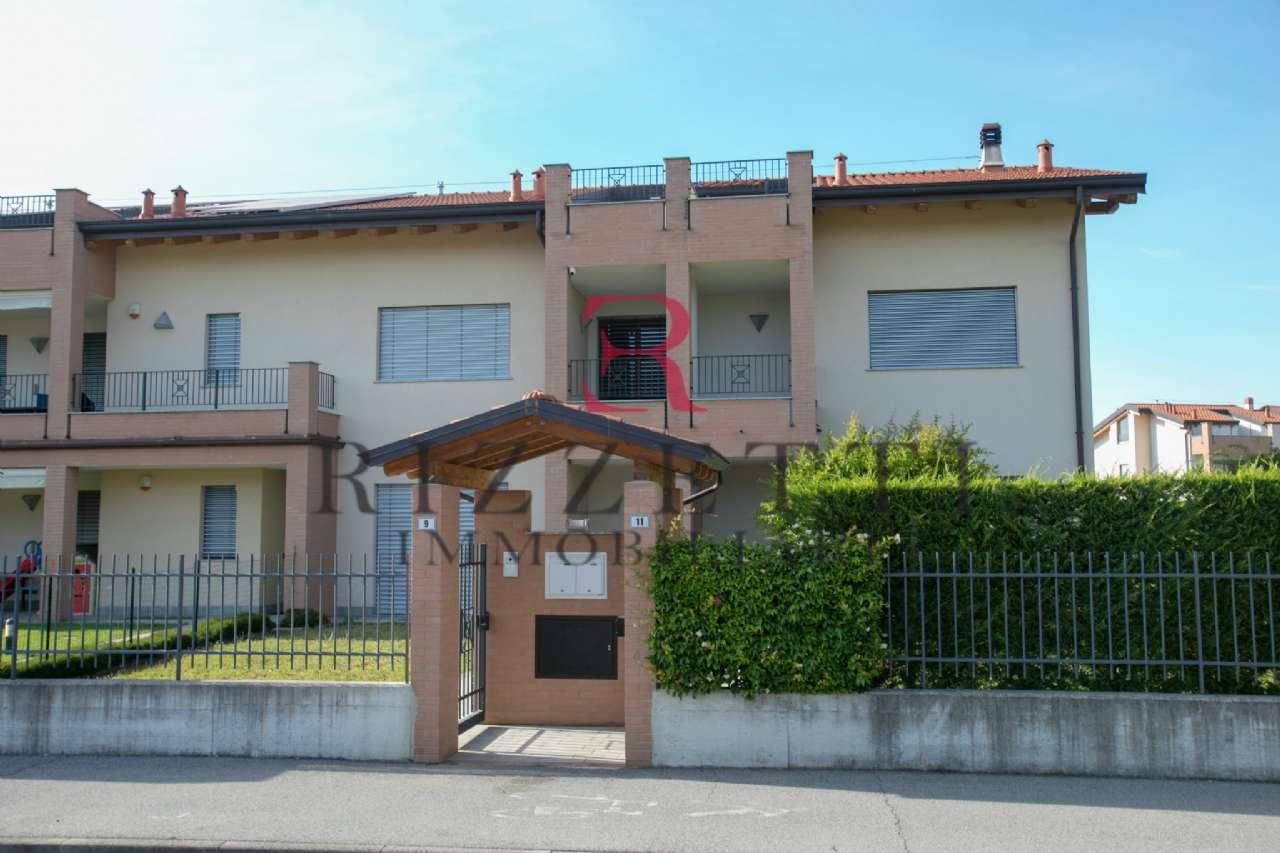 Villa a Schiera in vendita a Treviolo, 5 locali, prezzo € 530.000 | CambioCasa.it