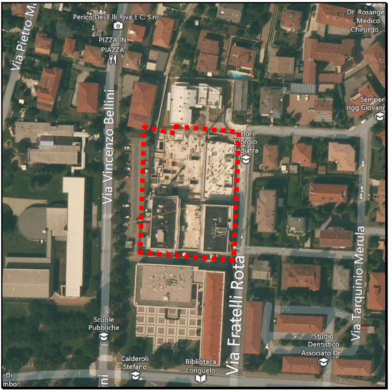 Negozio / Locale in vendita a Bergamo, 3 locali, prezzo € 1.920.000 | CambioCasa.it