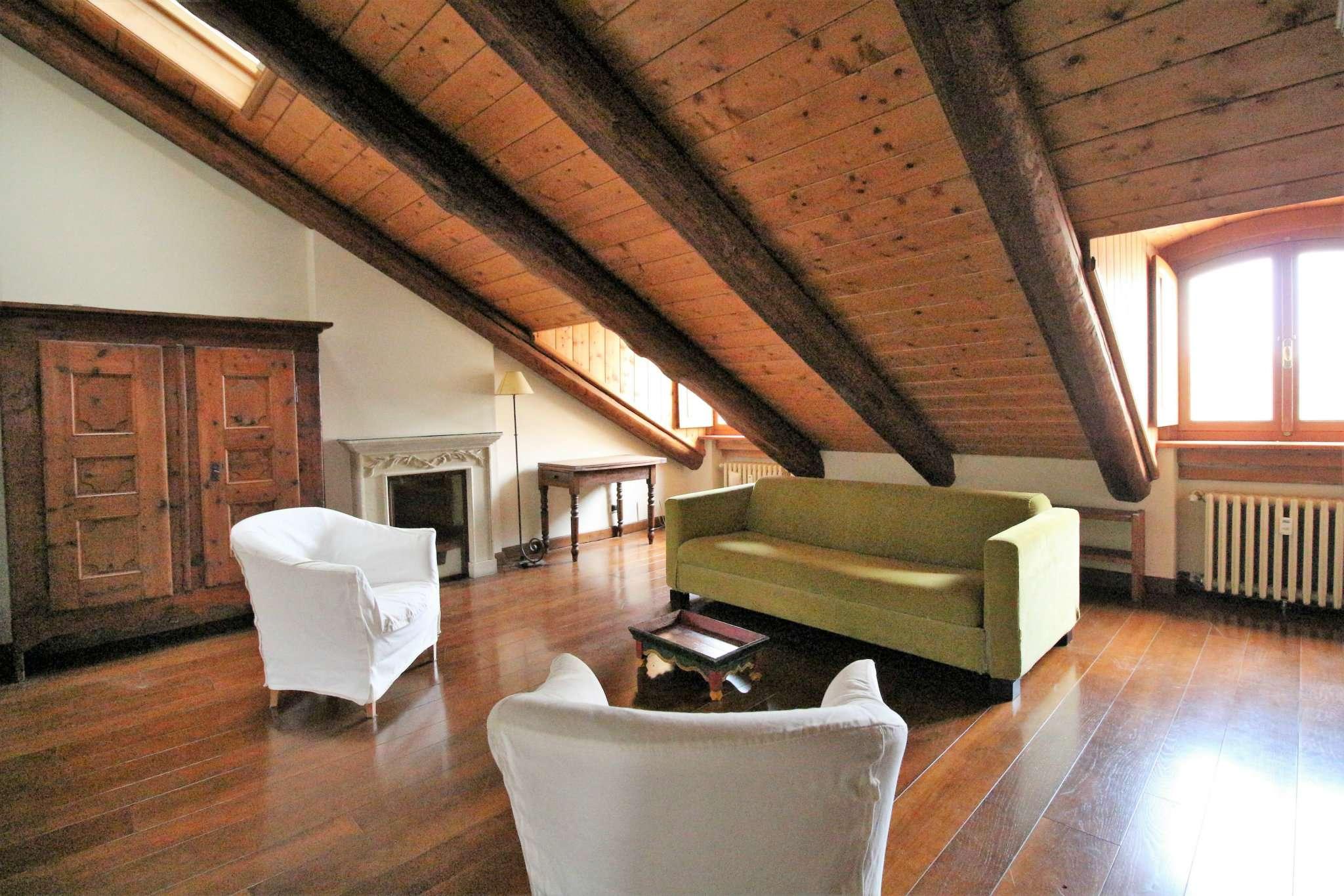 Attico / Mansarda in vendita a Torino, 3 locali, zona Centro, Quadrilatero Romano, Repubblica, Giardini Reali, prezzo € 355.000   PortaleAgenzieImmobiliari.it