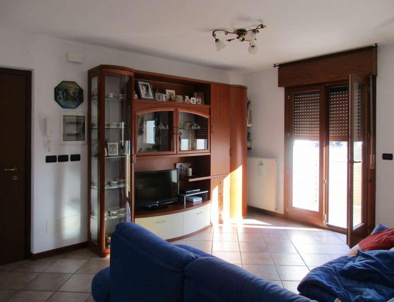 Appartamento bicamere bilivello in vendita a Terenzano