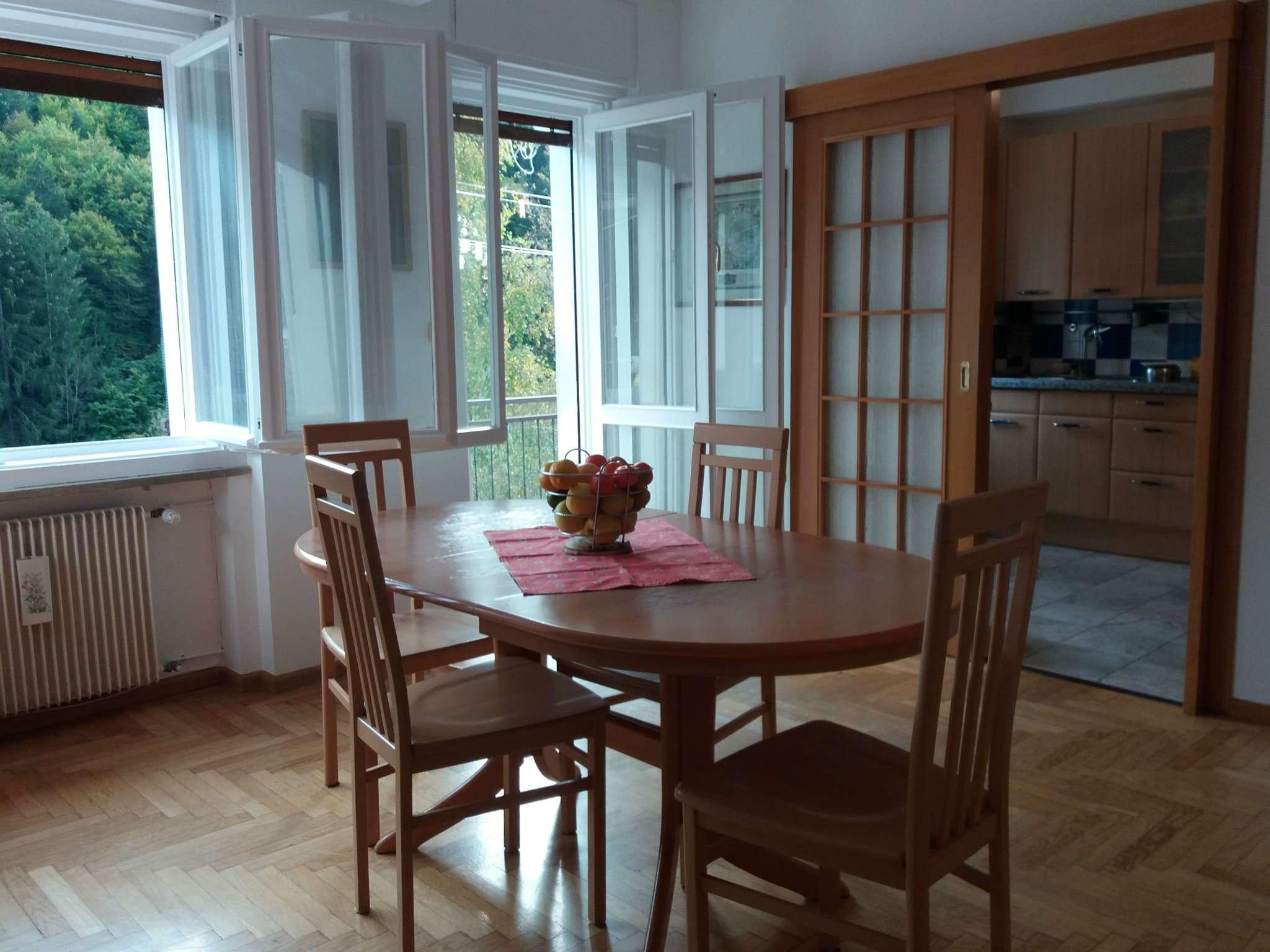 Appartamento in ottime condizioni parzialmente arredato in vendita Rif. 9258861