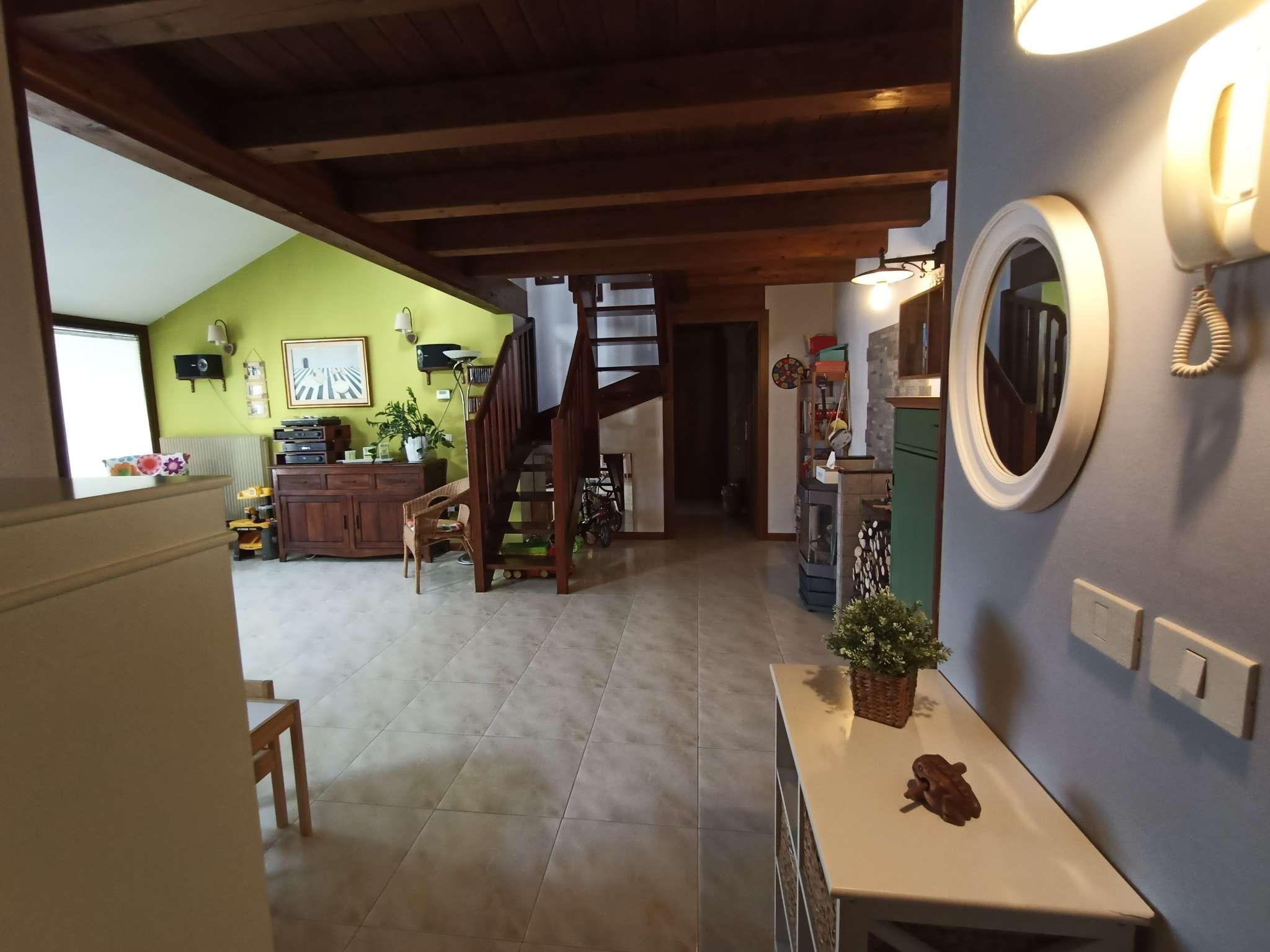 Attico / Mansarda in vendita a Remanzacco, 6 locali, prezzo € 139.000 | PortaleAgenzieImmobiliari.it