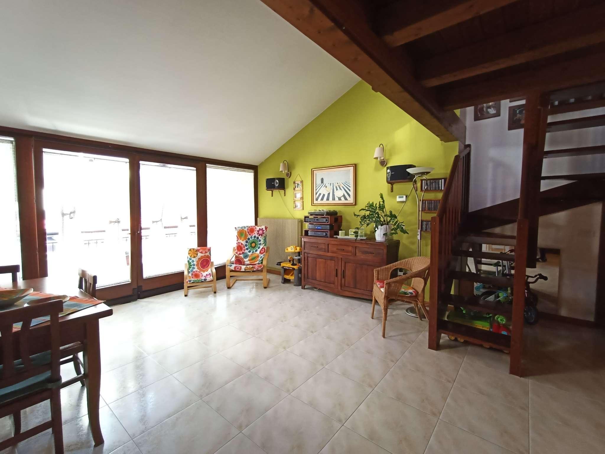 Attico / Mansarda in vendita a Udine, 6 locali, prezzo € 139.000   PortaleAgenzieImmobiliari.it