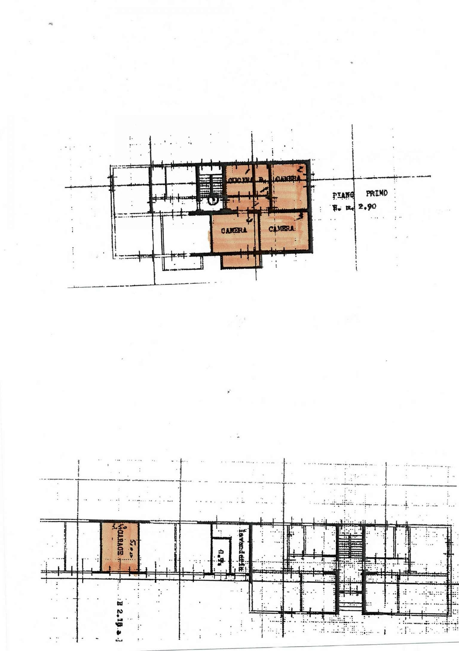 Appartamento in buone condizioni in vendita Rif. 8201972