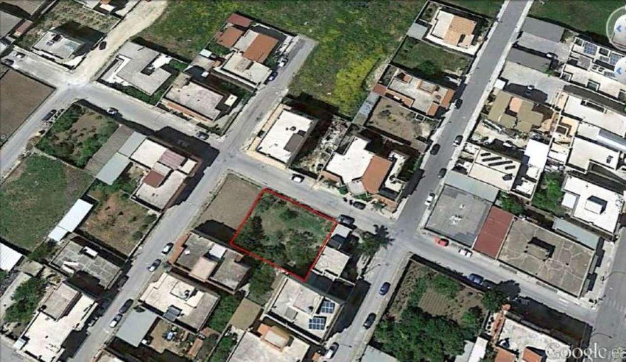 Castelvetrano terreno edificabile 504 metri quadrati Rif. 4951572