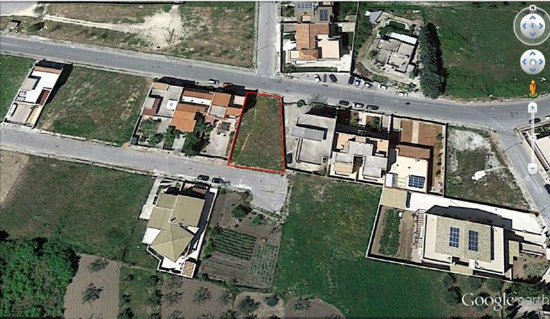 Castelvetrano terreno edificabile 500 mq Rif. 4951577