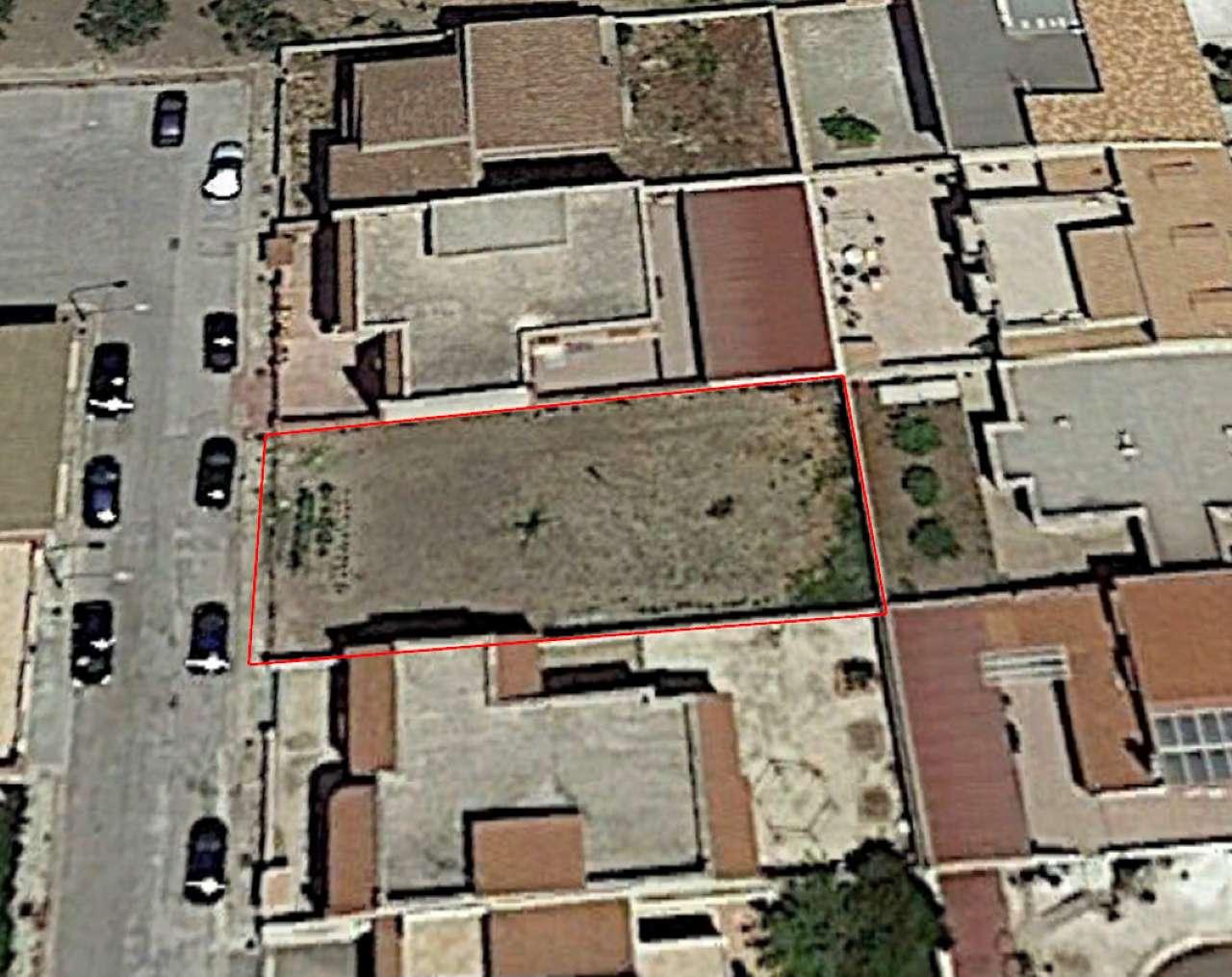 Castelvetrano terreno edificabile di 375 mq Rif. 8371893