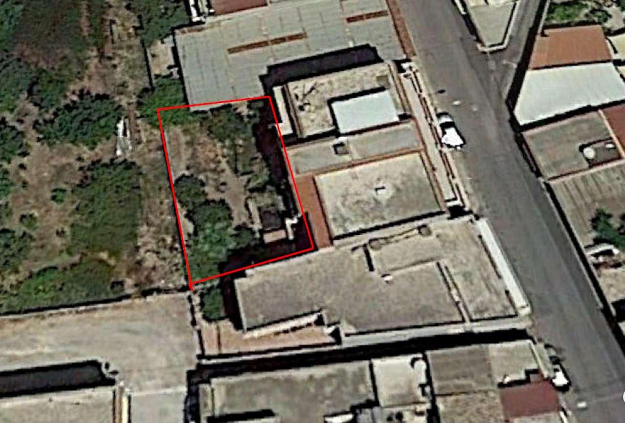 Castelvetrano terreno edificabile recintato Rif. 8371894