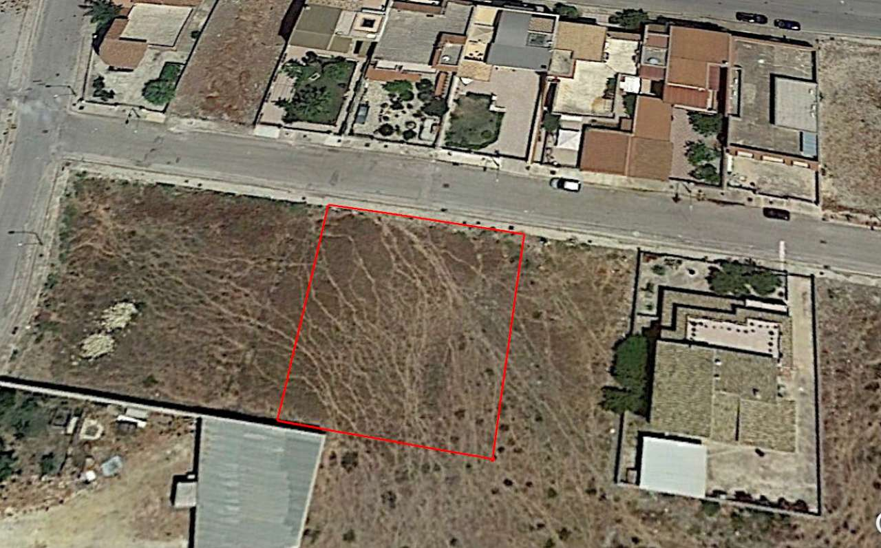 Castelvetrano terreno edificabile di 650 mq Rif. 8371895