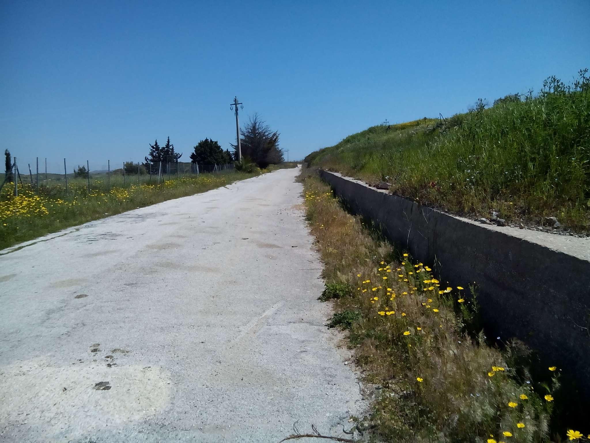 Castelvetrano terreno con vista panoramica Rif. 8400196
